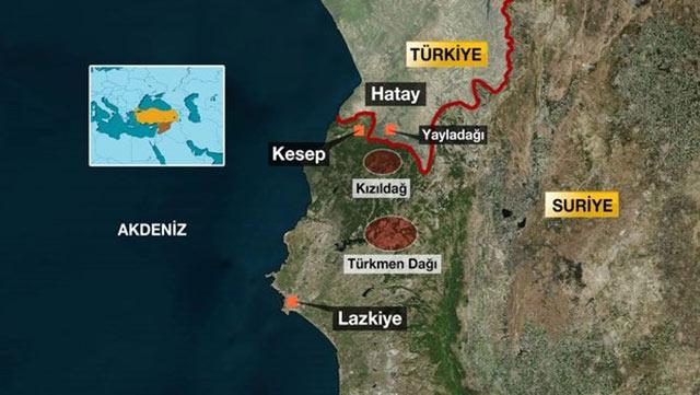 Türkmen Dağından mesaj var