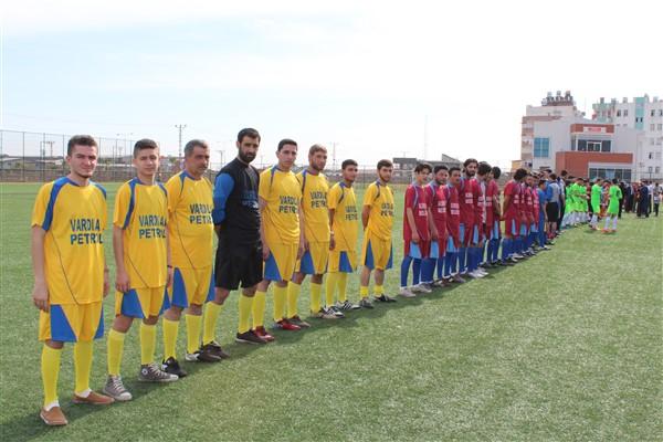 Suriyeliler Arası Futbol Turnuvası 12 Mart'ta Final olacak