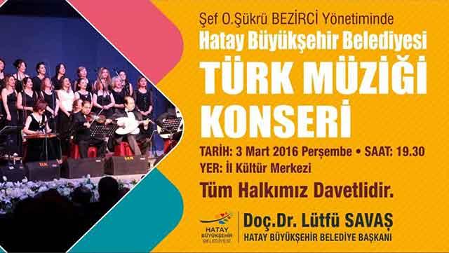 Türk Sanat Müziği Korosu'ndan ücretsiz müzik şöleni