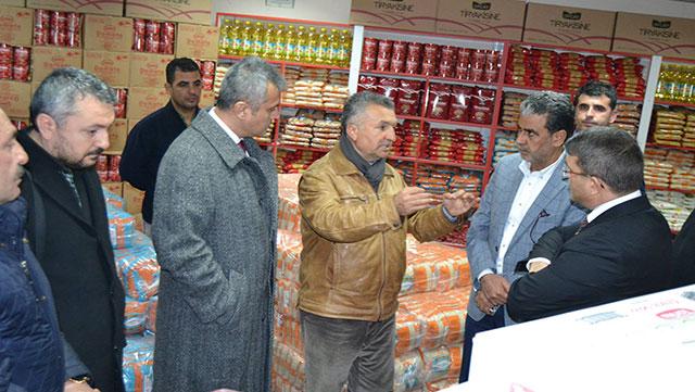 Ak Parti Hatay Milletvekilleri Hayad Derneğini ziyaret etti