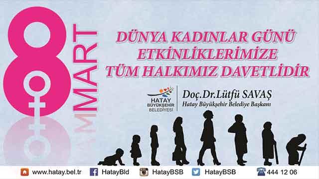 HBB'nin 8 Mart Dünya Kadınlar Günü etkinliği