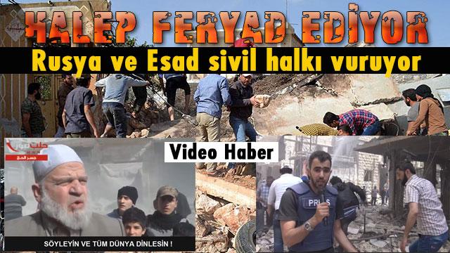 Suriye kan ağlıyor '2 farklı video'