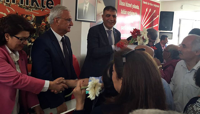 Güzelmansur'un '19 Mayıs Atatürk'ü Anma Gençlik ve spor Bayramı' mesajı