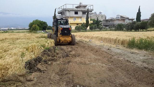 Antakya Belediyesi çalışmaları