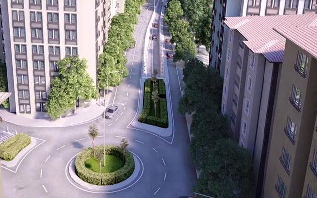 Antakya'da trafiği rahatlatacak 'Battı-Çıktı Projesi' için çalışmalar başlıyor