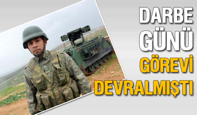 Serinyol 121'inci Jandarma Er Eğitim Alay Komutanı tutuklandı