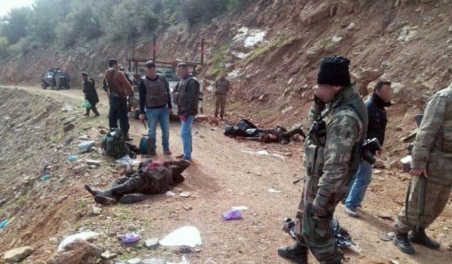 Amanoslardaki PKK Operasyonlarına inceleme