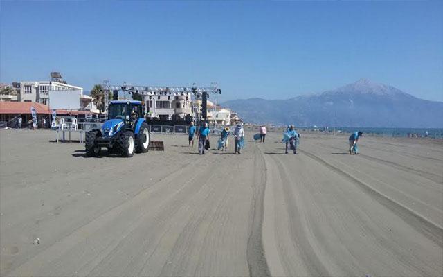 HBB deniz ve sahillerdeki niteikli çalışmalarıyla sağlıklı yaşam alanları sunuyor