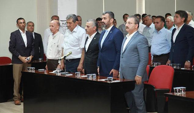 HBB Temmuz Ayı Olağan Meclisi'nin ikinci oturumu gerçekleştirildi