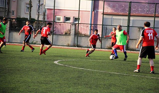 32. Erhan Aksay Futbol Turnuvası'nda finalistler belli oldu