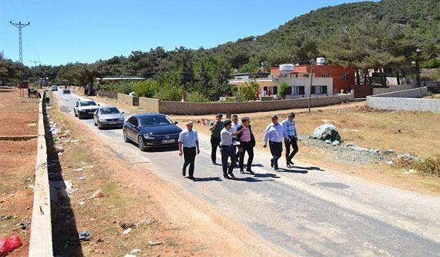 Kırıkhan Belediyesi'nin çalışmaları 7/24 devam ediyor
