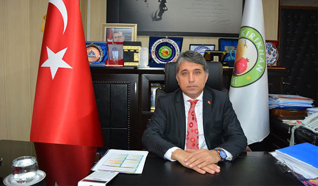 Başkan Yavuz'un 24 Temmuz Gazeteciler ve Basın Bayramı mesajı