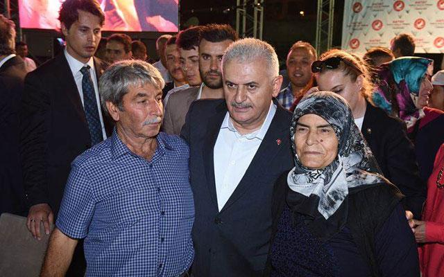 Yıldırım: 'Hatay, Mustafa Kemal'in bize kazandırdığı son mirastır'
