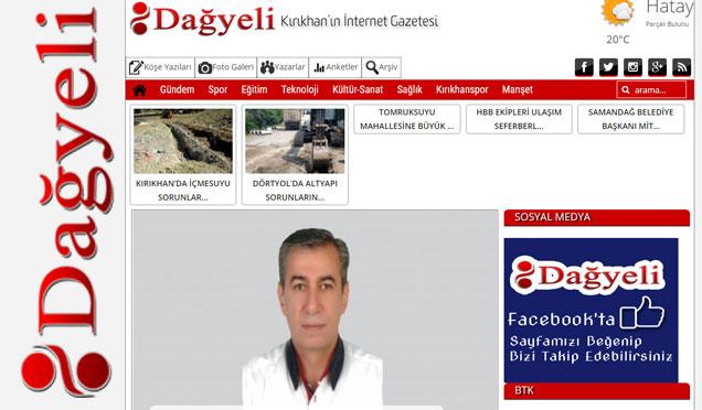 Dağyeli Gazetesi 57 yaşında