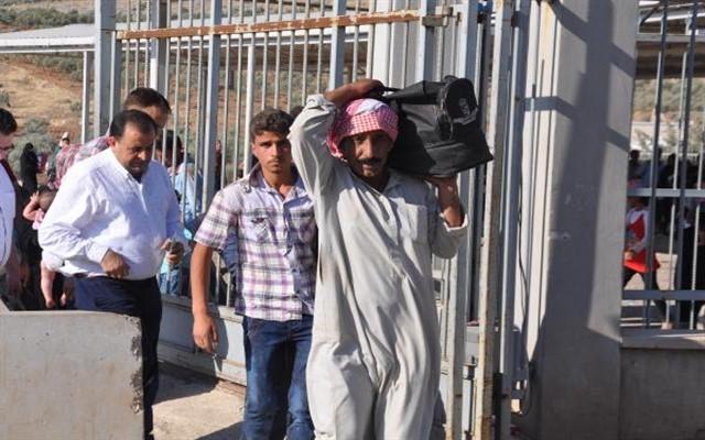 Suriye'ye Bayramlaşma için 41 bin kişi gitti
