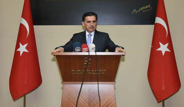 Hatay'da Bin 22 kişi görevden alındı