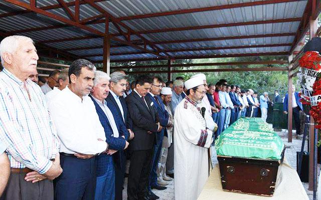 Kültür ve Turizm Bakan Yardımcısı Yayman'ın acı günü