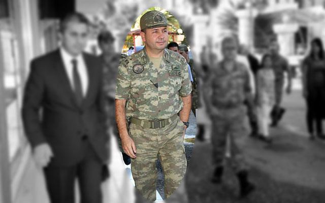 Hatay'da Tuğgeneral gözaltına alındı