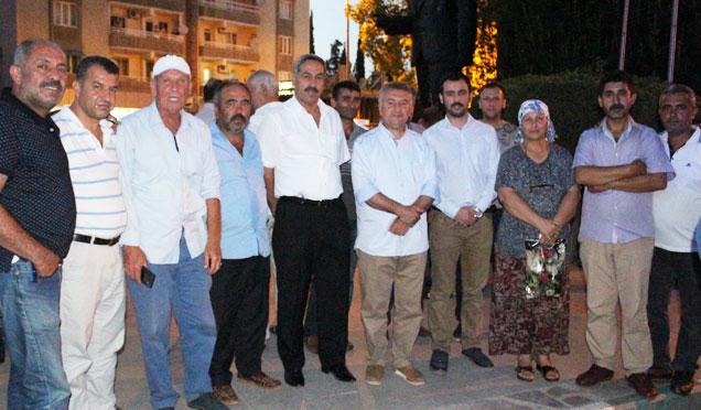 Hayad Derneği üyeleri 'Demokrasi Yürüyüşünde'