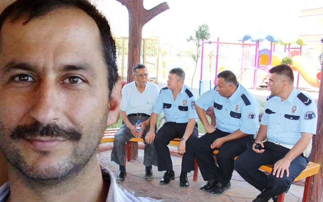 Polis Memuru Hurşit Uzel yaralılara yardım ederken şehit olmuş