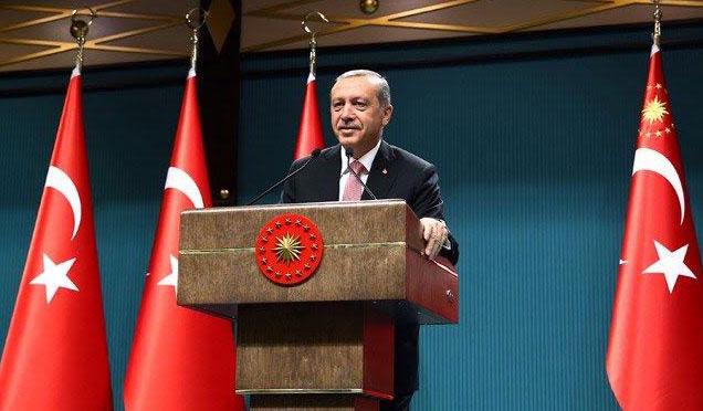 Cumhurbaşkanı Erdoğan, Halkımızı sömürenlerden hesabını sorarız
