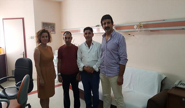 Mkü'de Derin Beyin Stimülasyonu (DBS) ameliyatı 10. kez başarıyla gerçekleştirildi