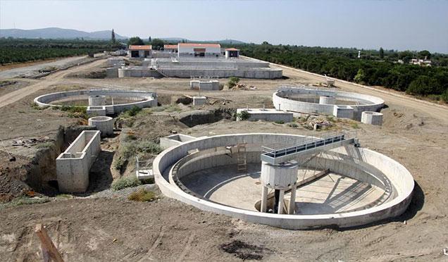Erzin'deki 7 Milyon TL'lik proje hızla ilerliyor