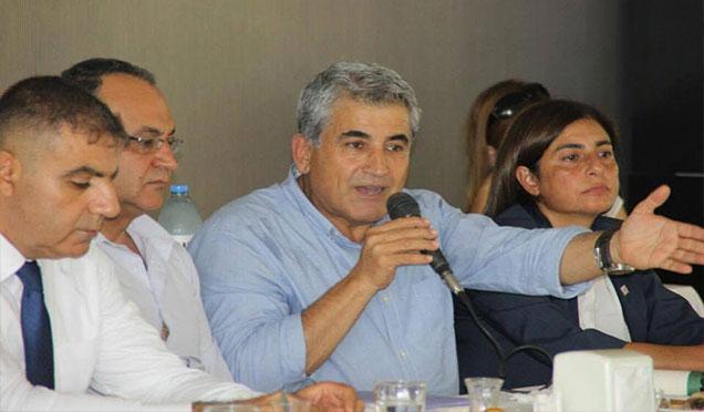 CHP Defne Genel Durum Değerlendirme toplantısı