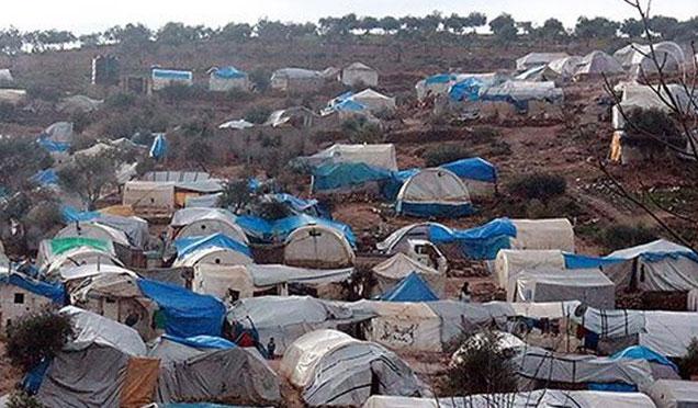 ATME Kampının Nüfusu 600 Bine ulaştı