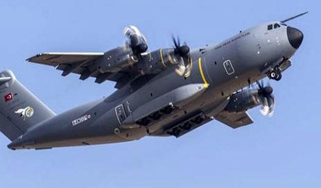Hatay'da Uçak Muamması