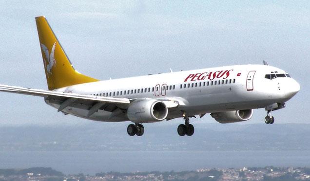 Hatay Havaalanında 1 ayda 96 Bin yolcu uçtu