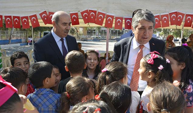 2016-2017 İlköğretim Haftası Kırıkhan'da törenle kutlandı
