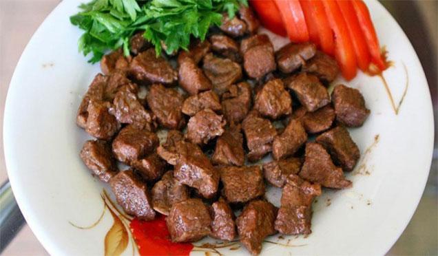 Bayramda kırmızı eti bilinçli tüketin!