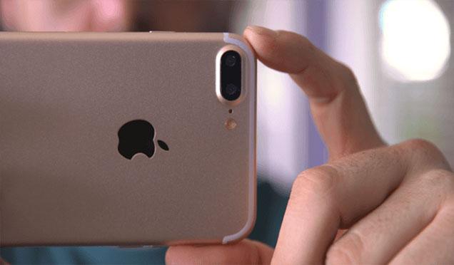 iPhone 7 görücüye çıktı
