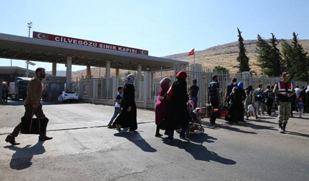 İstanbul'da yaşayan Suriyeliler için süre verildi