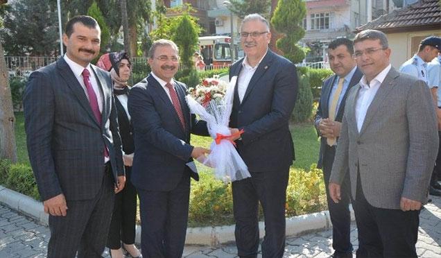 AK Parti Yerel Yönetimler Başkan Yardımcısı Abdülkadir Yüksel açıklaması