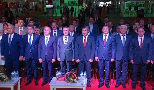 Başkan Yavuz 'İstanbul'da bizi yalnız bırakmayan hemşehrilerimize teşekkür ediyoruz'