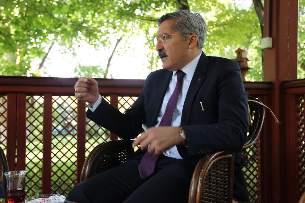 Kültür ve Turizm Bakan Yardımcısı Yayman'ın 'Başkentte Hatay Günleri' açıklaması