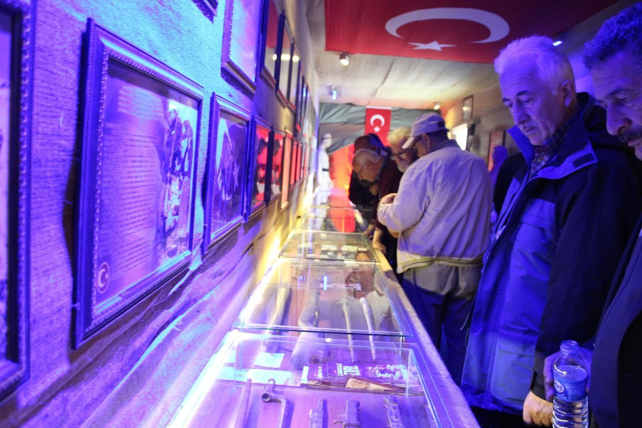 Çanakkale Savaşı Müzesi Dörtyol'da