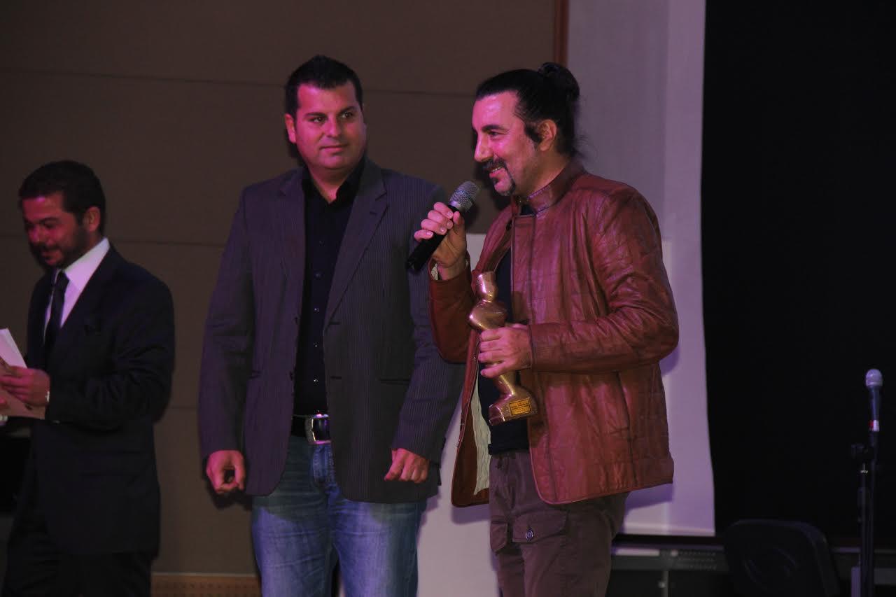 Antakya 4. Uluslararası Film Festivali Ödül Töreni Samandağ'da yapıldı