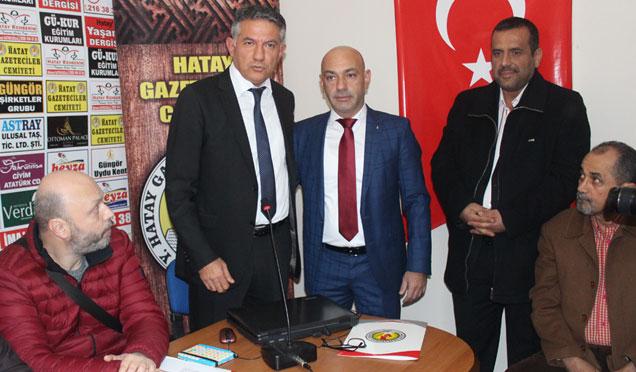 HGC Başkanı Ahmet Yetişen güven tazeledi