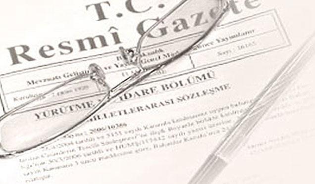 Resmi Gazetede yayınlandı; Enerji hattı yapımı için kamulaştırma