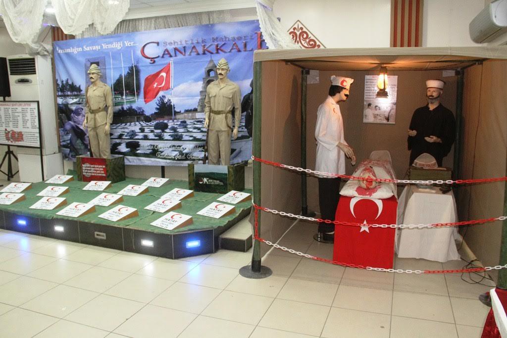 Çanakkale Savaşı'nın Maneviyatı Kırıkhan'a taşındı
