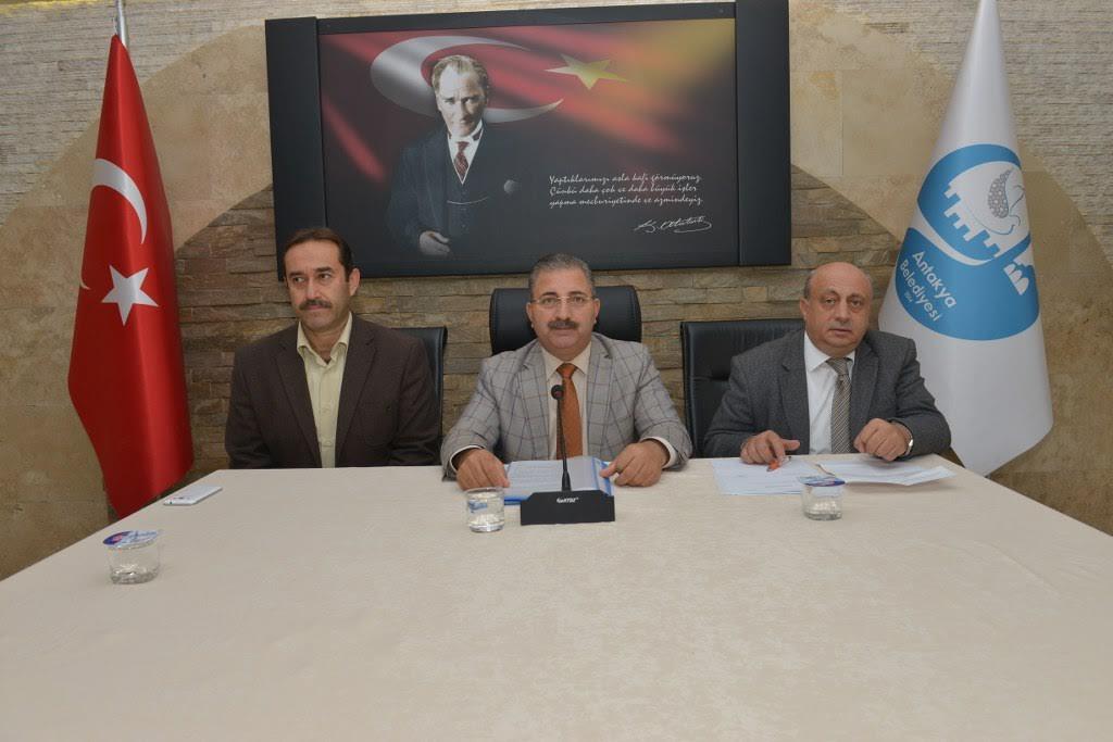 Antakya Belediye Meclisi 3 Ocak Salı Günü toplanıyor