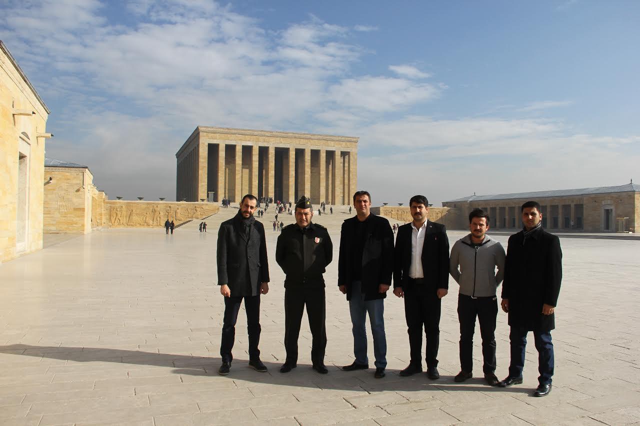 İlk Kurşun Ankara'da sergilenecek