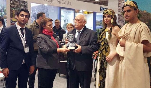 Bakan Nabi Avcı Hatay'ın Kültürel Zenginliklerine hayran kaldı