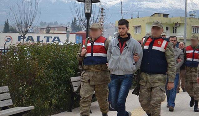 Kırıkhan'da yakalanan 2 PKK'lı tutuklandı