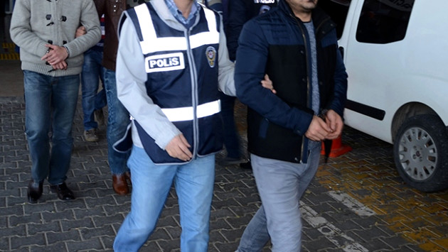 Hatay'da FETÖ/PDY operasyonu; 15 Gözaltı