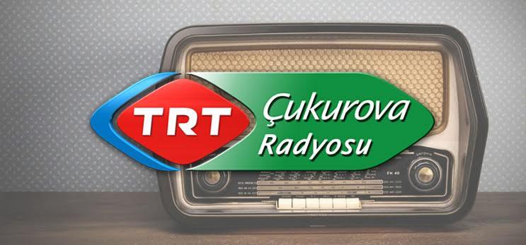 Başkan Nehir TRT Çukurova Radyosunun konuğu oldu