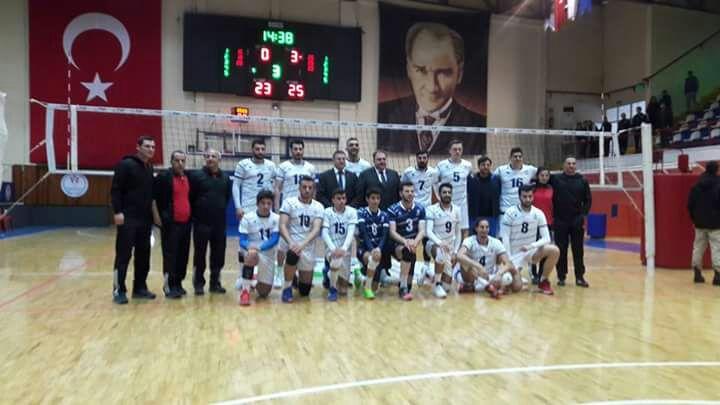 HBB Spor Kulübü Voleybol Takımı finalde